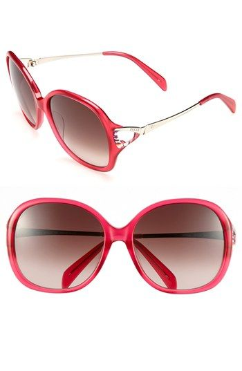 Sun please! Emilio Pucci Sunglasses, on sale......I want very very badly....please.