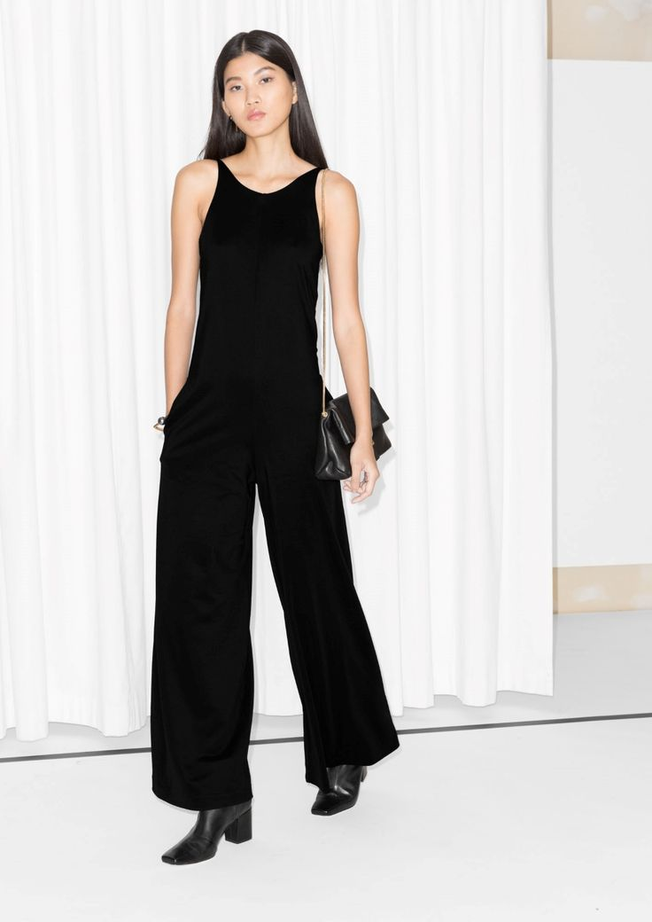 & Other Stories | Wide-Leg Jumpsuit