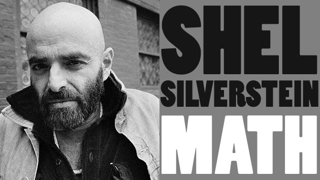 6 ways to use Shel Silverstein poems in math class!