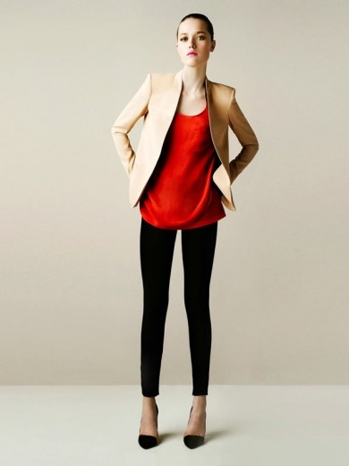 296 best images about Fashion & Style on Pinterest | Coral blazer ...