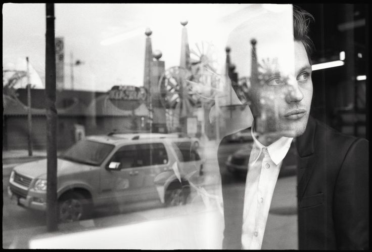 Michael Pitt for rag & bone's Fall 2014 Campaign Shot by ...