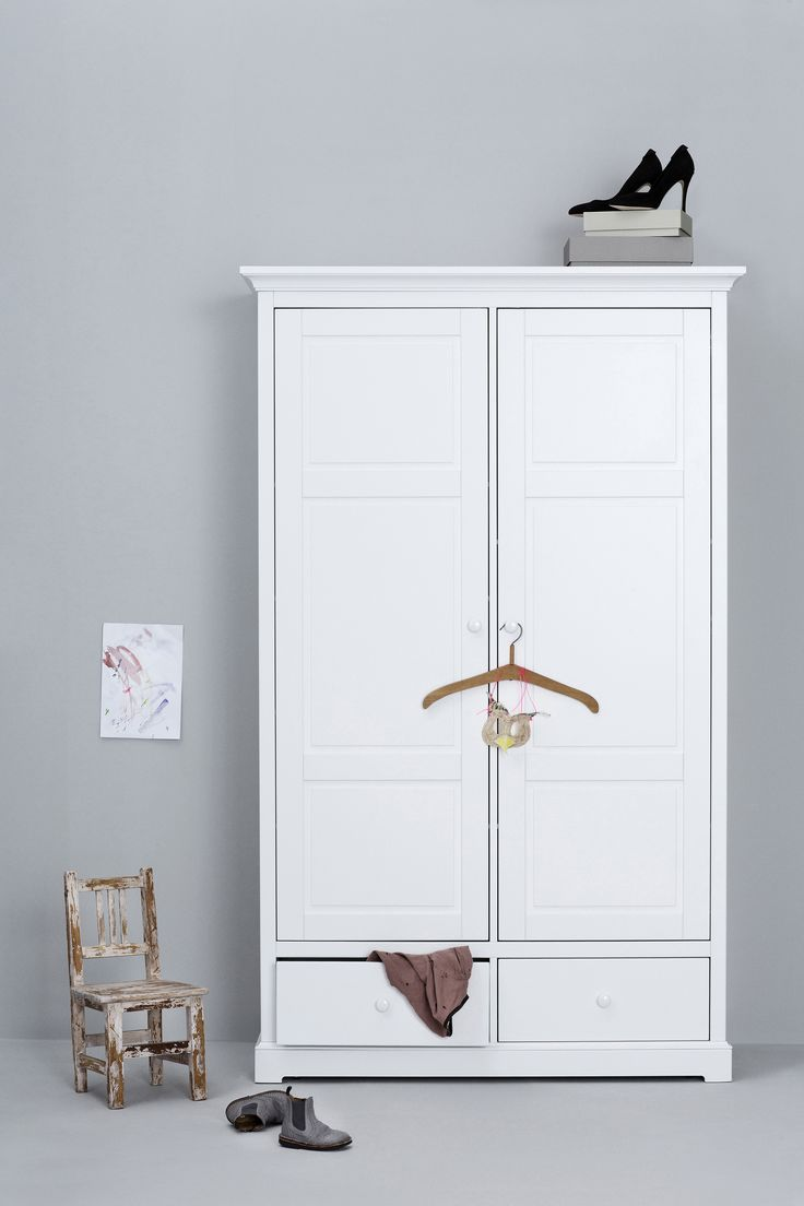 Wardrobe 2 doors Seaside Collection by Oliver Furniture. .oliverfurniture.com & 10 best images about wardrobes on Pinterest