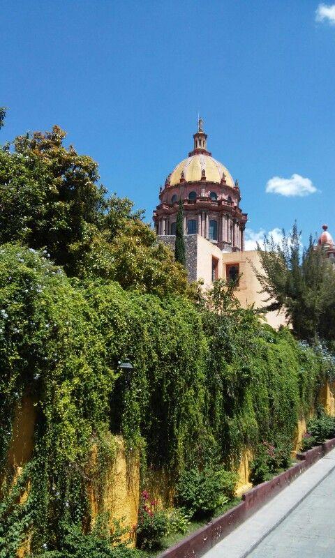 San Miguel de Allende, Guanajuato.  29/03/15