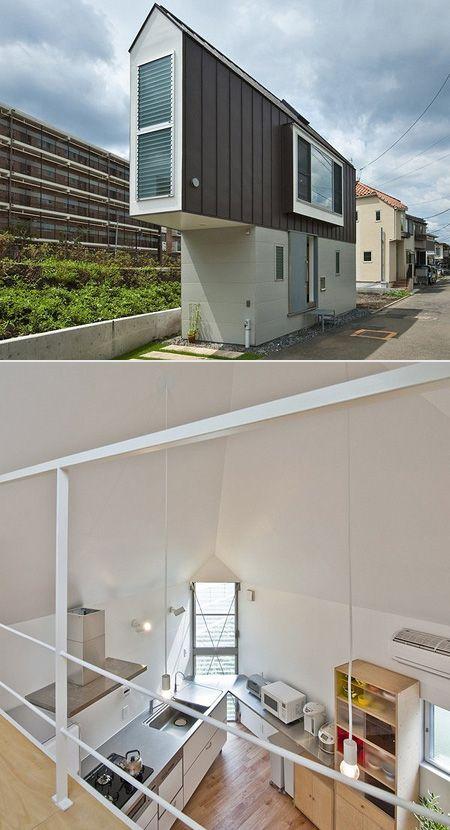 Tiny japanese home