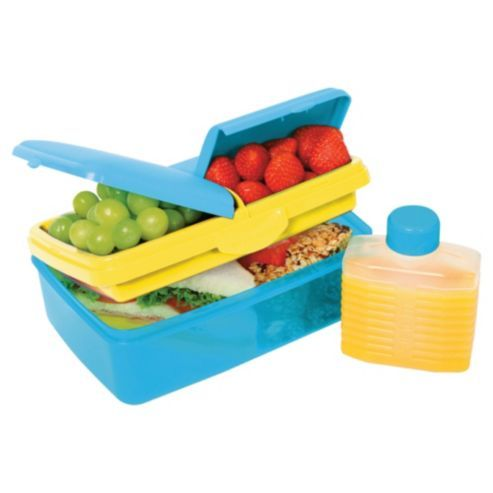 Buy SISTEMA QUADDIE LUNCHBOX BLUE/YELLOW from our Food