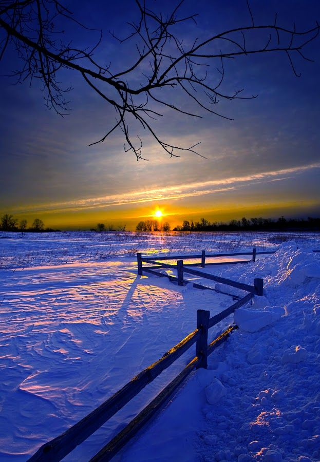 The Blues of Winter