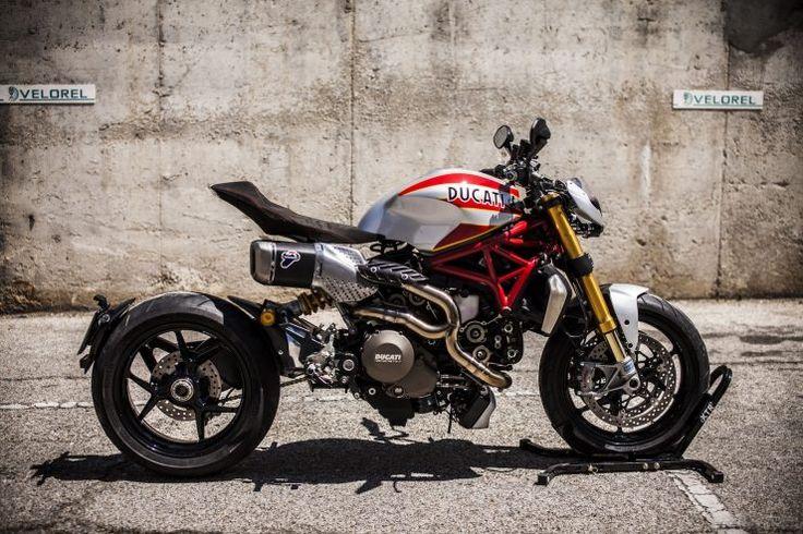 Ducati Monster Motorcycle 11