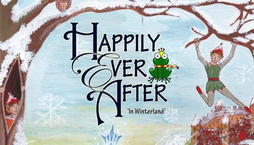 Happily Ever After – Children's Fairytales! 11th December – 21st December @ Theatro Technis