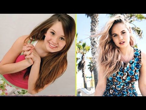 Disney Channel Stars Then And Now 2 - YouTube