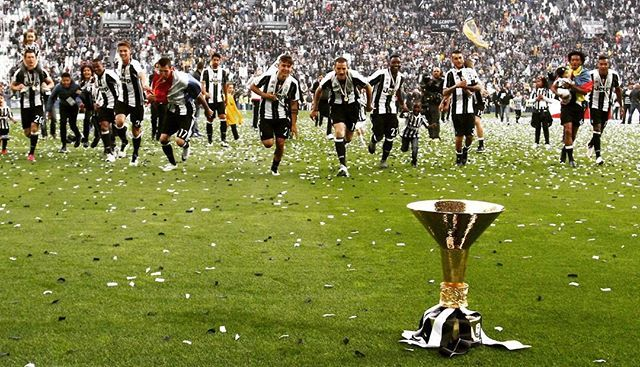A sure and successful title charge from the Bianconeri? Some things just never change! #FinoAllaFine #ForzaJuve #JuveToday #InstaJuve #Campioni #Champions #HI5TORY