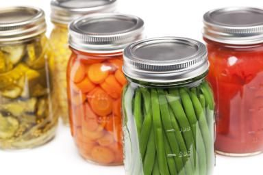 5 Need-to-Know Facts about Botulism: Improperly home-canned foods can be a source of botulism.