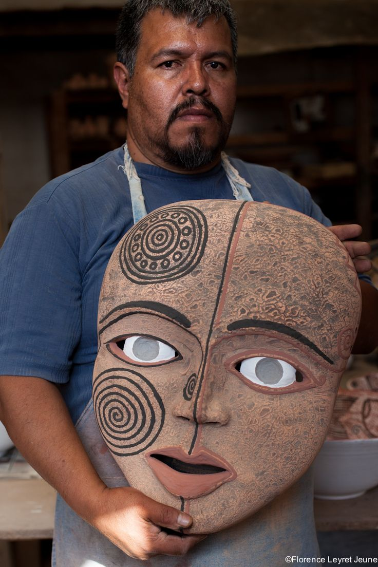 Manuel Morales, ceramista Tzintzuntzan, Michoacan, Mexico).  telefono Mexico: 443 3948167 correo: moralestz@yahoo punto com Photography © Florence Leyret Jeune