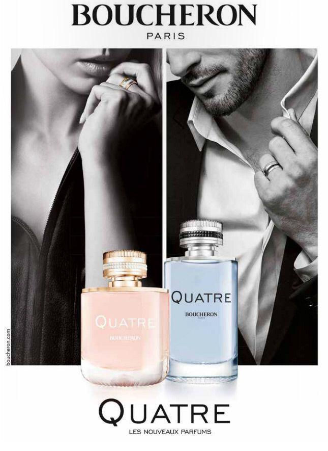 Parfum quatre, Boucheron. Paris
