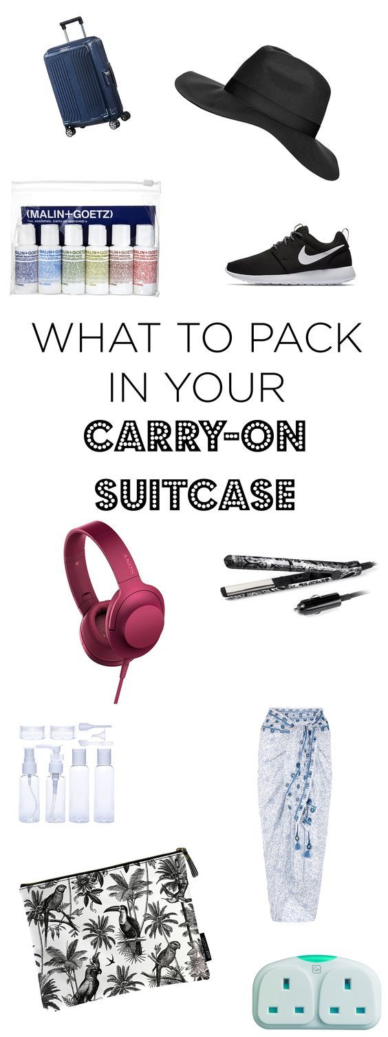 What to pack in your carry on suitcase - with low budget airlines and cheap travel to the rest of europe it's all about packing in just the carry on luggage for your weekend away. With 3 trips in the past month I've become pretty expert and packing efficiently for my short break away.