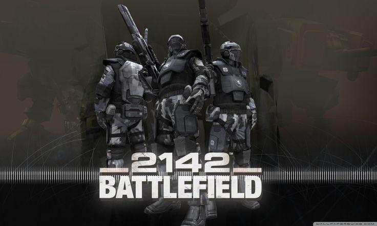 Battlefield 2142 HD desktop wallpaper : Widescreen : High