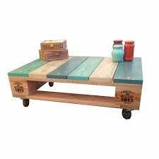 Resultado de imagen para mesas ratonas de pallets