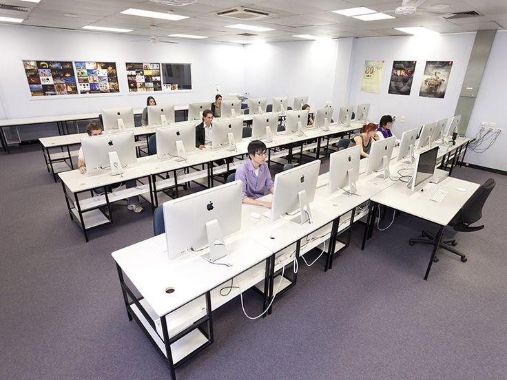 Computing_and_IT-_Mac_lab.jpg (800×600) | Interior | Pinterest
