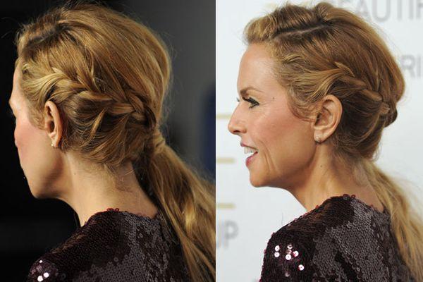 How to: Franse vlecht by Rachel Zoe > Haartips, haarmode, haarverzorging, dikker haar - Hair - Styletoday