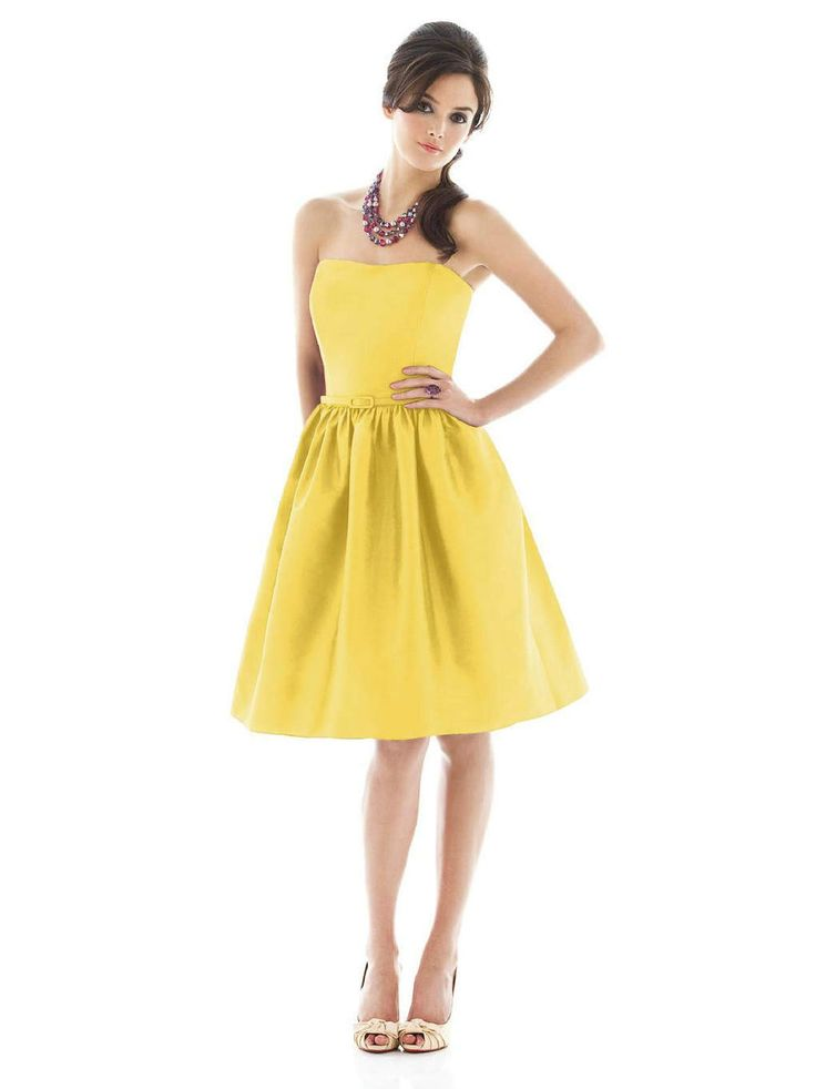 robe de cocktail jaune collection robes de cocktail juniors jaunes tina pinterest. Black Bedroom Furniture Sets. Home Design Ideas