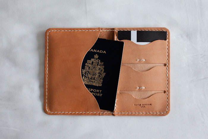 Kenton Sorenson   passport wallet
