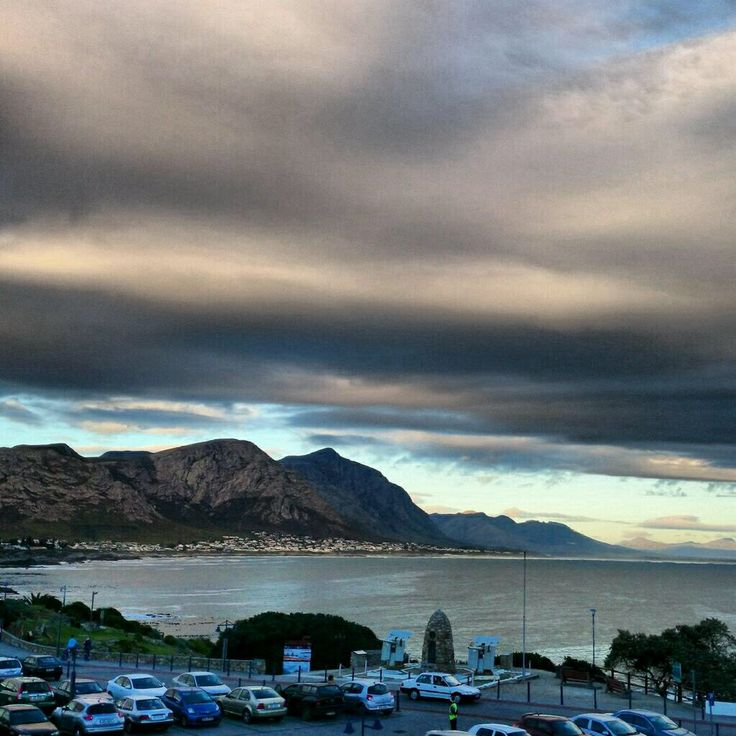 Walker Bay views, Hermanus.