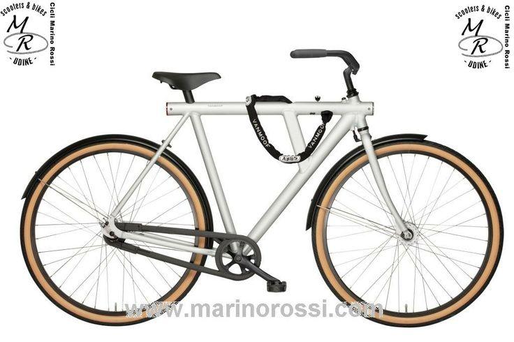 "VANMOOF N.5.1  SINGLESPEED RUOTA 28""  Consigliata per i ciclisti alti OLTRE  al 1,75 mt."