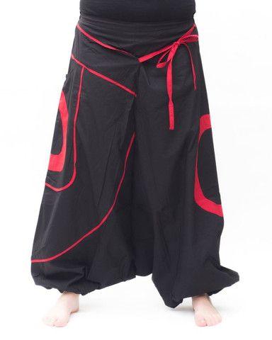 Surwal / Aladdin Nepalese Pants