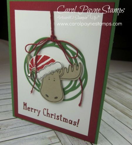 Stampin' Up!, by Lauren Hayes, Jolly Friends, Swirly Scribbles Thinlets, Snow Place, http://www.stampinup.net/esuite/home/carolpayne/