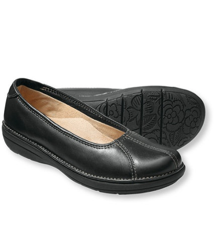 Women's Weekday Comfort Casuals, Skimmers Leather