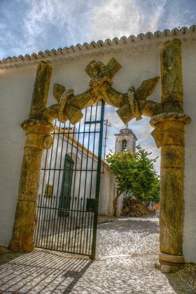 Vila Viçosa, Alentejo province, Portugal.  Vila Viçosa is a town in central Portugal. (V)