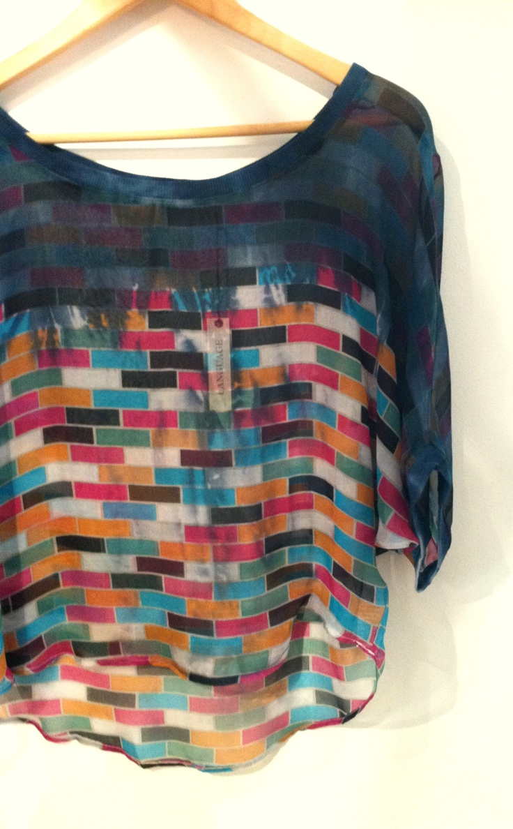 gorgeous sheer top by language and sold at Poppie Clothing in Winnipeg.: Style Wannabes, Chick Stuff, Fashion Lusting, Poppie Clothing, Sheer Tops, Trending Brands, Endless Closet
