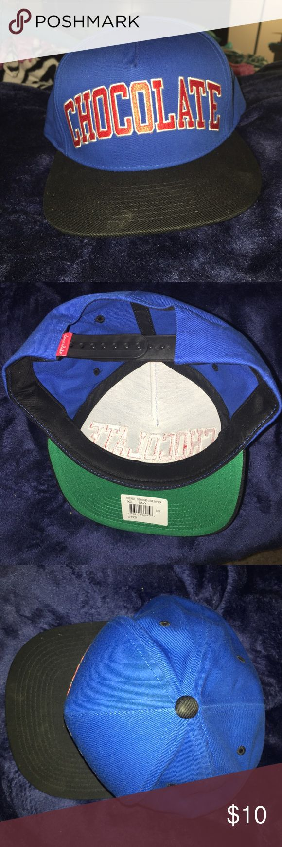 BRAND NEW Chocolate Skateboards Hat Brand New! Never worn! ALL OFFERS CONSIDERED. Chocolate Skateboards Other