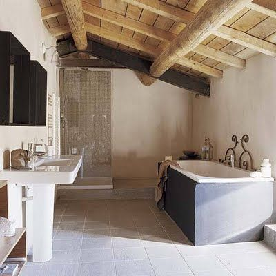 BELLE VIVIR: Interior Design Blog | Lifestyle | Home Decor: French Bathrooms