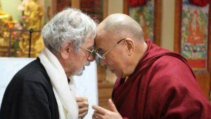 Humberto Maturana relató cómo fue su reunión con el Dalai Lama