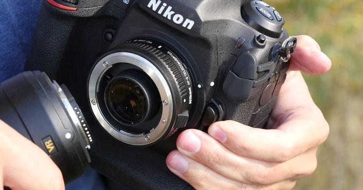 Teleconverter en full frame vs una cámara de sensor más pequeño o Por qué el Teleconverter es una mala decisión