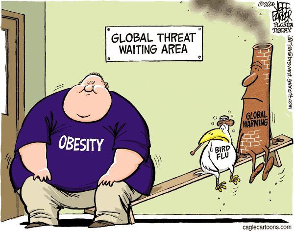 Image result for obesity cartoon