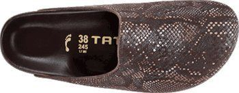 Tatami ''Amsterdam'' from Leather in Braun Snake 36.0 EU N TATAMI. $191.19