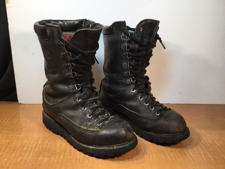 MATTERHORN BOOTS STEEL TOE SIZE 10 M GORTEX THINSULATE AND VIBRAM #Matterhorn #WorkSafety