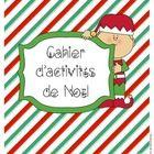 Une cahier d'activités sur le thème de Noël