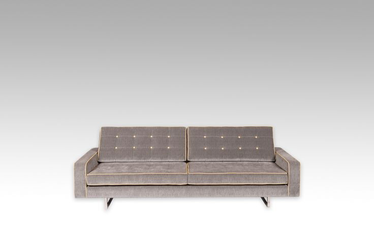 Get retro with our Richmond Sofa. Custom made to size.