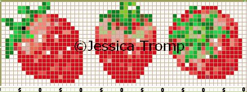 borduren kruissteekpatronen cross-stitching stitch (59)