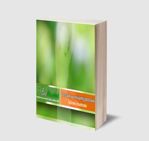 e-Book - Cesta k vysnívanej postave Účinné chudnutie