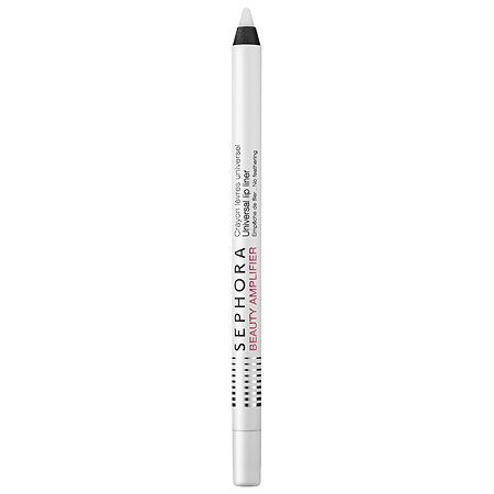 What it is: A colorless, long-lasting waterproof lip liner that prevents lipstick from feathering.   What it does: This clear lip liner secretly perfects your lip contour for several hours thanks to a long-lasting waterproof formula. Setting agent