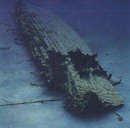 The RMS Britannic