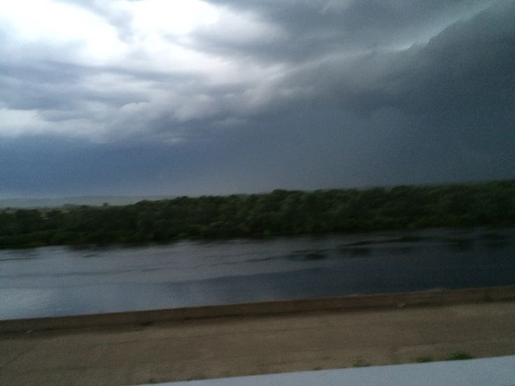 Перед бурей