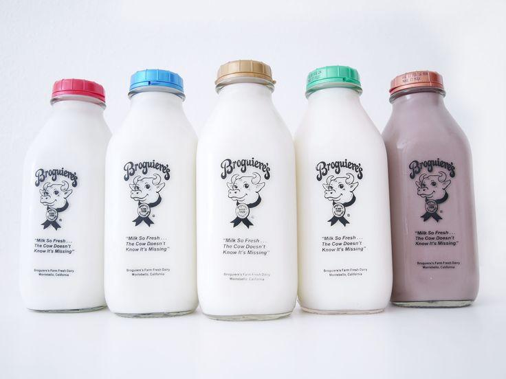 Broguiere S Dairy Chocolate Milk
