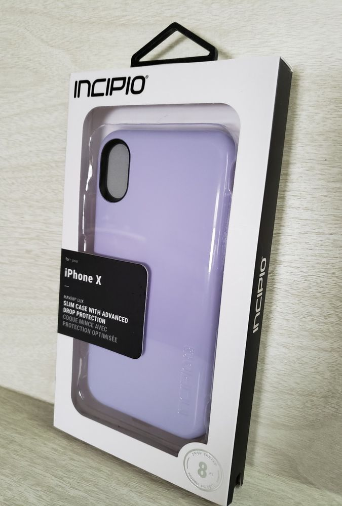 separation shoes d46a5 541d9 Incipio Haven Lux Slim Case With Advanced Drop Protection for iPhone ...