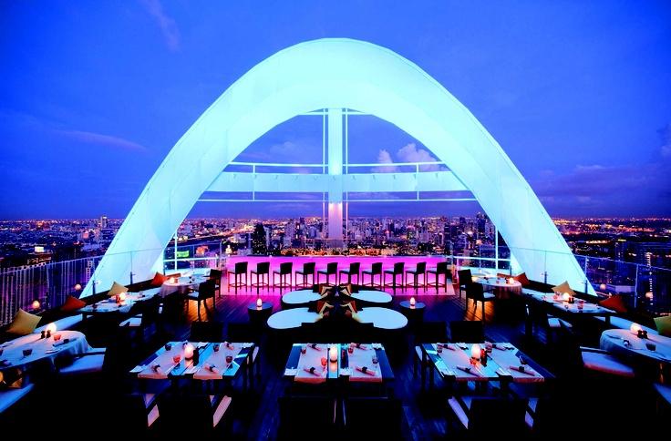 Red Sky Bar, Centara Grand Bangkok at CentralWorld – WOW, what a view!   http://viewer.zmags.com/publication/053e23e7#/053e23e7/27