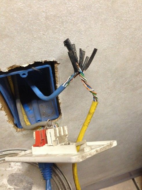 34 best cabling disasters images on pinterest cable. Black Bedroom Furniture Sets. Home Design Ideas