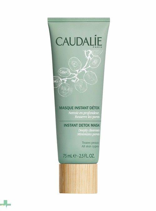 #Caudalie #MascarillaInstanteDestoxificante es una #crema natural que elimina las #toxinas e #impurezas acumuladas en la #piel. http://www.farmachueca.com/caudalie-mascarilla-instante-destoxificante.html